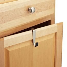Schnook Overcabinet Hook by Umbra