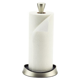 Friction Paper Towel Holder by Umbra