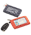 Jetsetter Key Fob & ID Holder