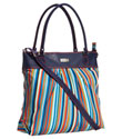 Arabesque Stripes Tote