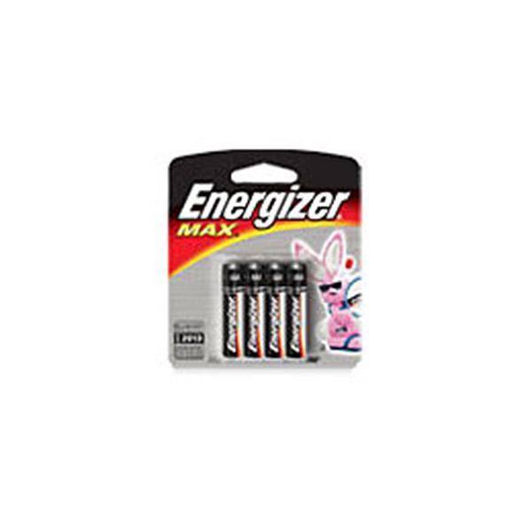 Energizer AAA Batteries Pkg/4