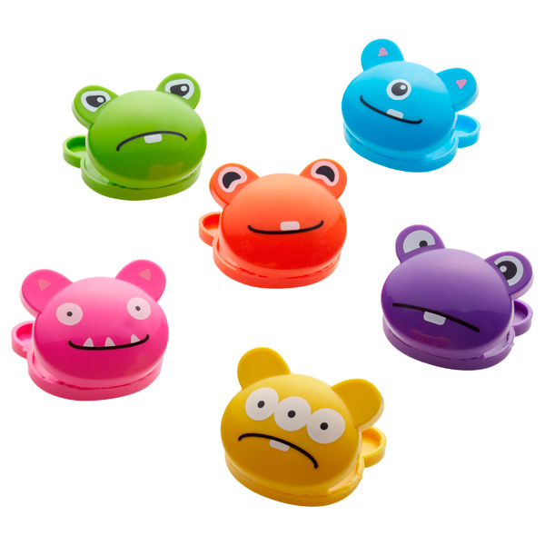 Monster Bag Clips