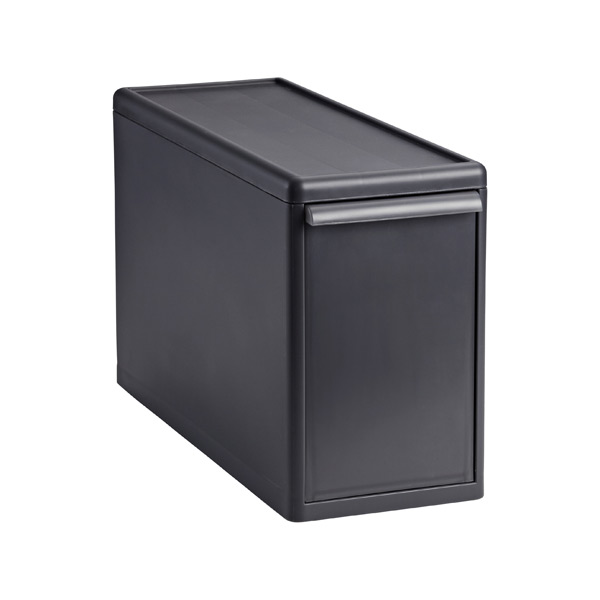 Like-it Modular Tall Narrow Drawer Smoke