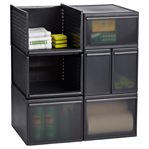 Like-it® Smoke Modular Bins