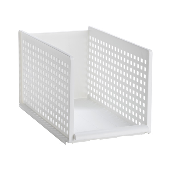 Like-it Modular Tall Medium Bin White