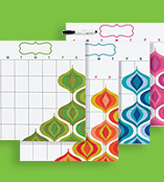 Calendars, Notebooks & Planners