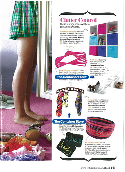 Cosmopolitan for Latinas - Spring 2013