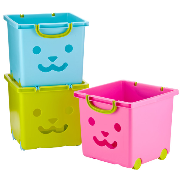 Kid's Stacking Basket
