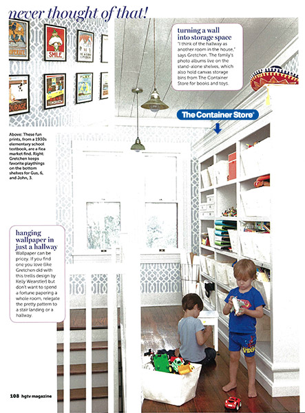 HGTV Magazine - March 2013