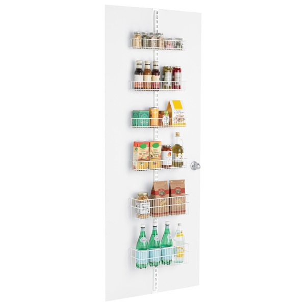 Pantry Door Rack