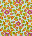 Paisley Bloom Gift Wrap