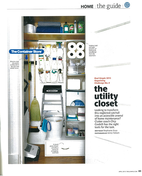 Real Simple - April 2013