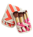 5-Piece Travel Makeup Brush Set