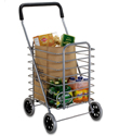 Aluminum Shopping Cart