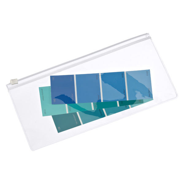 ClearView Zip File Case Clear