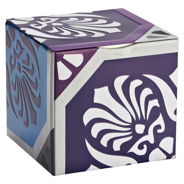 Metal Box Blue