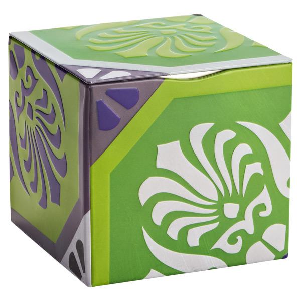 Metal Box Green