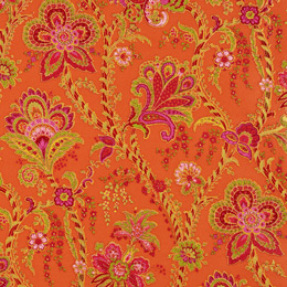 Paisley Spice Gift Wrap