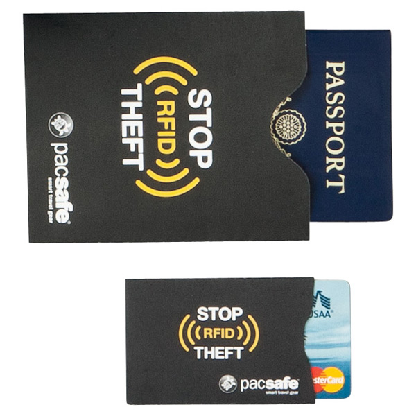 RFID-Blocking Credit Card Sleeves