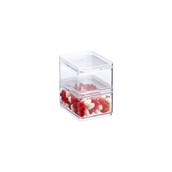 Shallow Mini Stackable Rectangle