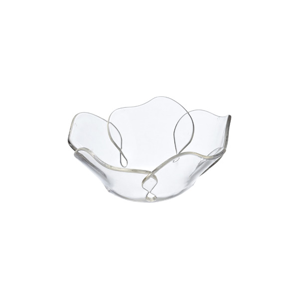 X-Small Lotus Acrylic Bowl