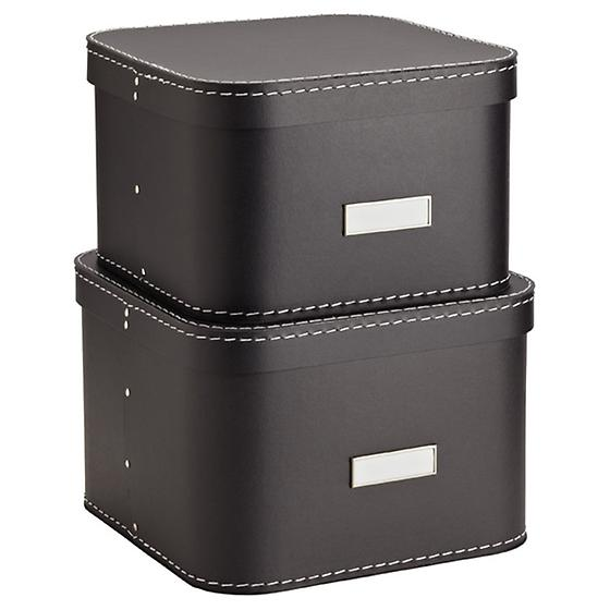 Graphite Oskar Boxes