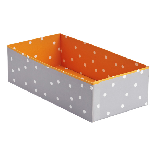 Bigso Pippi Drawer Organizer Orange
