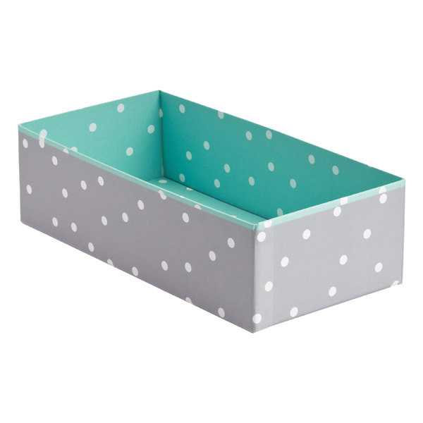 Bigso Pippi Drawer Organizer Blue