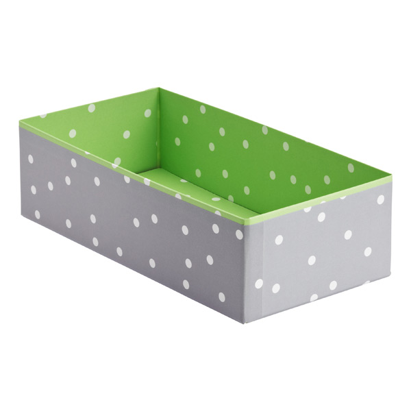 Bigso Pippi Drawer Organizer Green