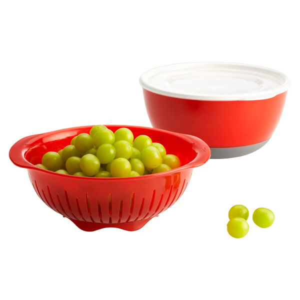 3-Piece Berry Bowl & Colander Set by OXO®