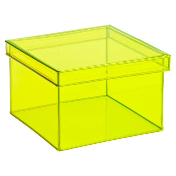 Medium Lookers Box Yellow
