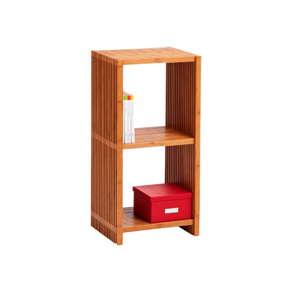 Classic Lines 3-Tier Tower Bamboo