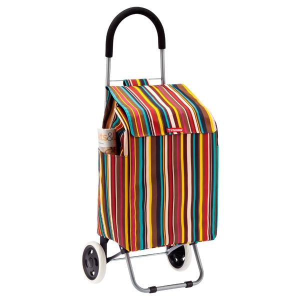 Shopping Trolley Stripes