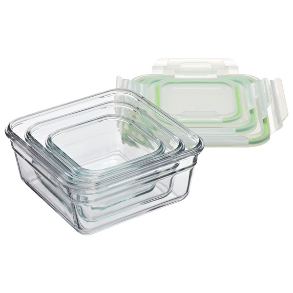 Glasslock Squares The Container Store