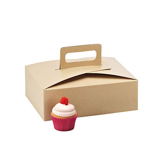 Treat Box with Handle