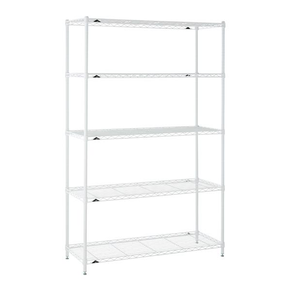 Kitchen Shelves White