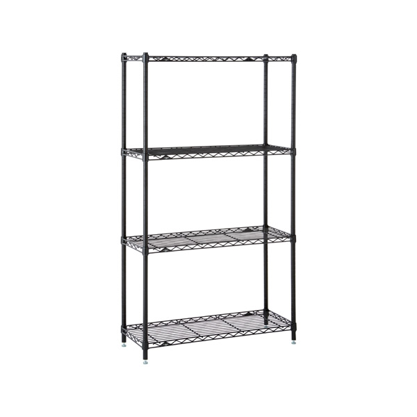 Toy Storage Black