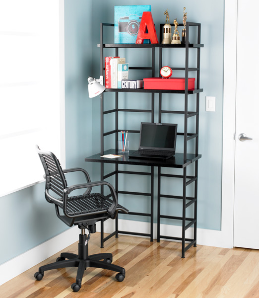 Java Connections Extended Desk Shelf