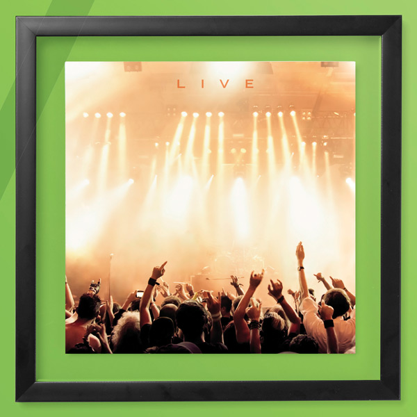 Record Album Frame by Umbra®