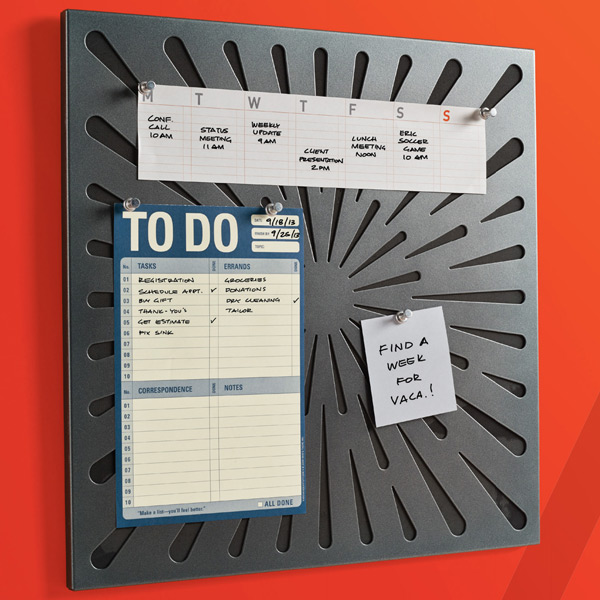 Burst Bulletin Board by Umbra®