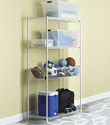 InterMetro® Basket Shelf Solution