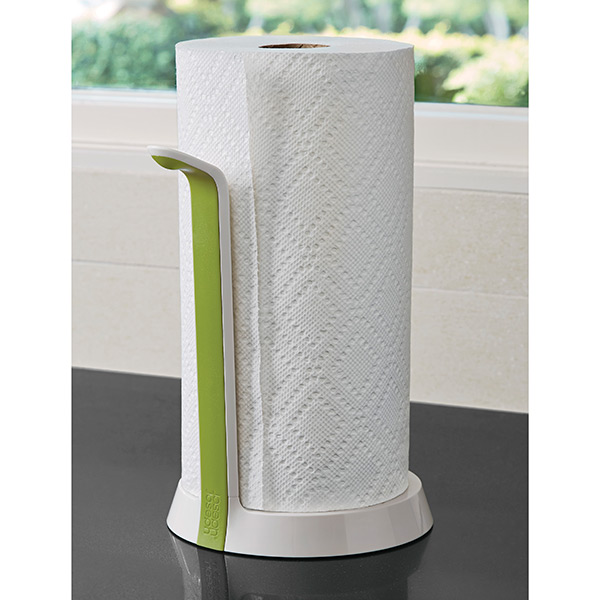 Easy Tear Paper Towel Holder by Joseph Joseph