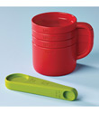 Cuppa Measuring Cups & Dash Measuring Spoon by Umbra®