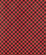 Christmas Plaid Embossed Wrap Red