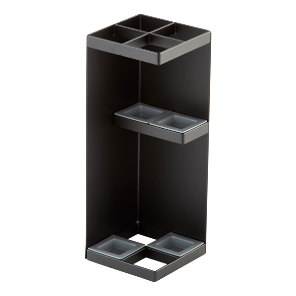 Smart Umbrella Stand Black