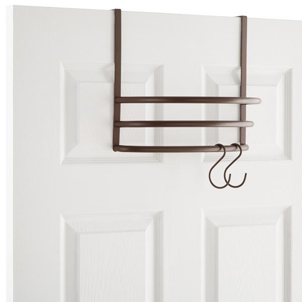 Overdoor Hanger Loop Bronze