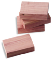 Cedar Blocks
