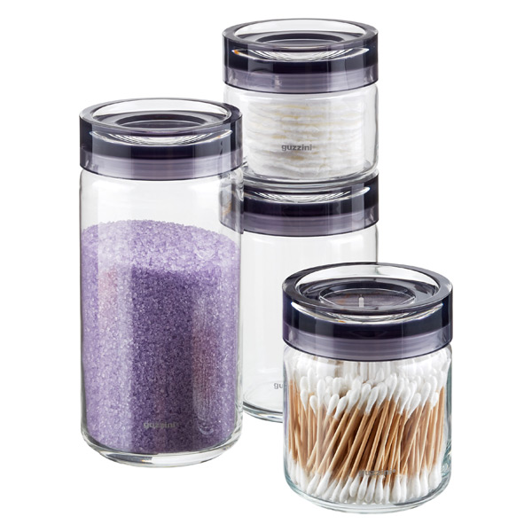 Grigio Canisters by Guzzini®
