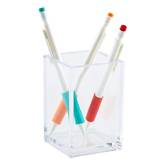 Clear Pencil Cup