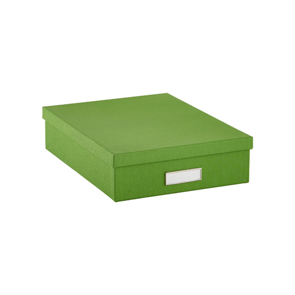 Bigso Library Letter Box Green